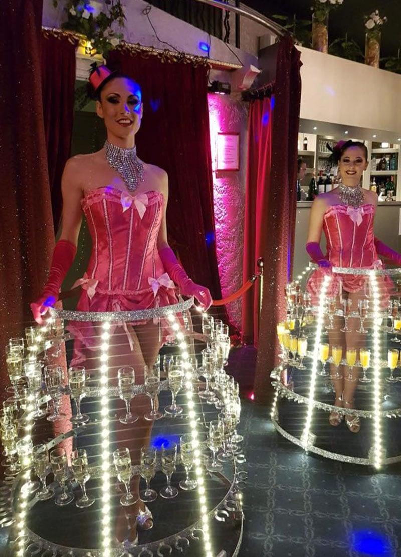 Cabaret la cour royale à Hyères