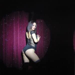 Show SEXY cabaret la cour royale hyéres var