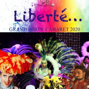 Dîner spectacle VAR AFFICHE NEW SPECTACLE édition 2020
