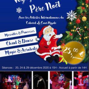 KIDS CABARET Spectacle de Noel pour Enfant 2020