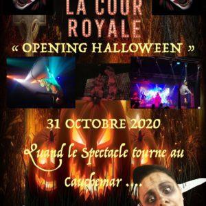 Soirée Halloween 2020 à Hyères Var