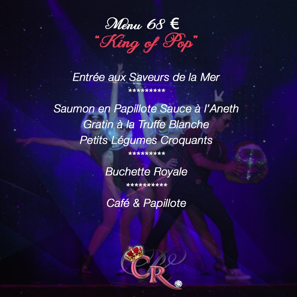 Cabaret Var 83 Diners spectacles